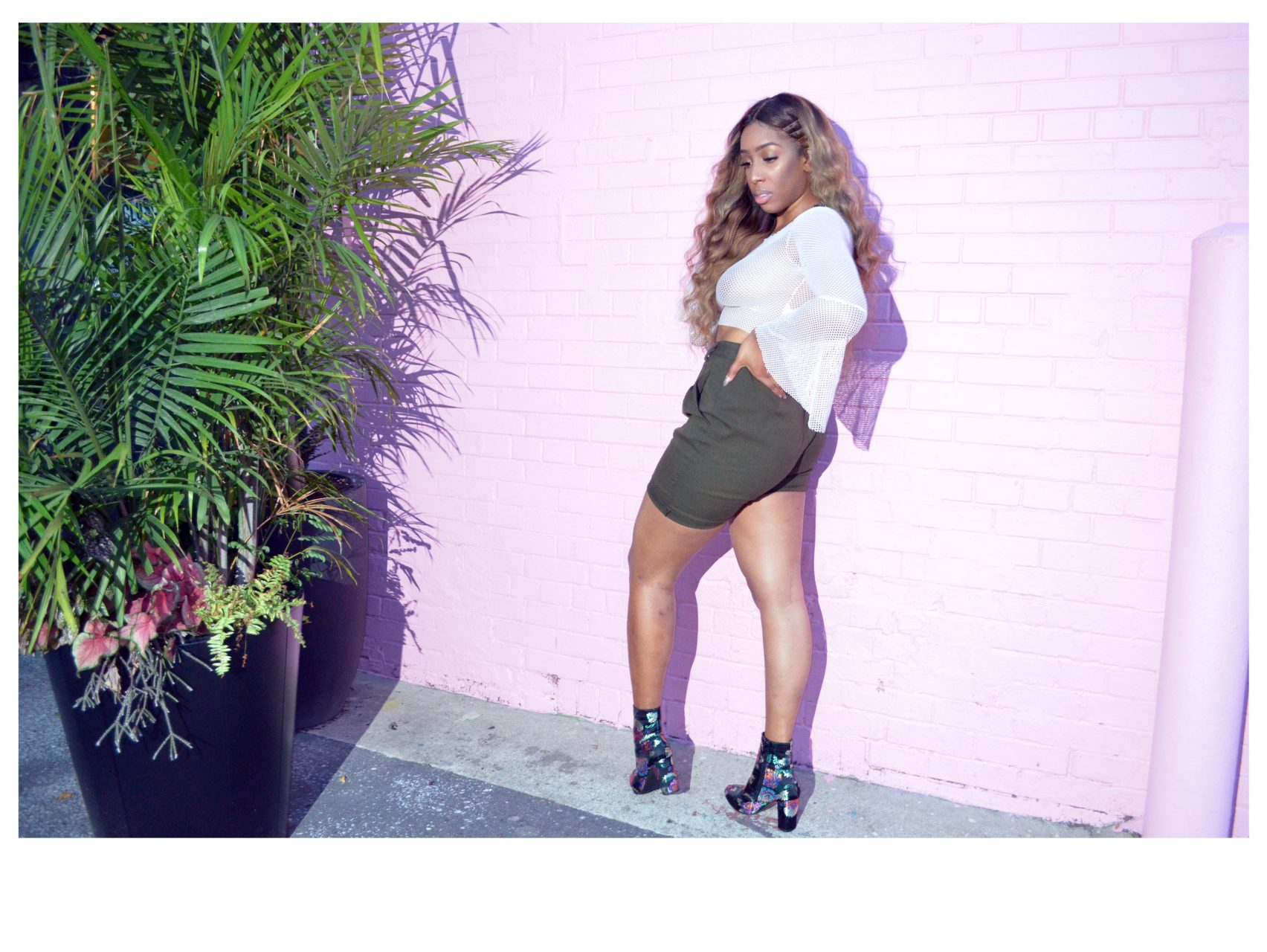 Staasia Daniels – the 1+2 ep – Digital Booklet – Page 2